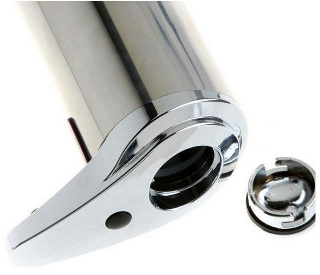 Δοχείο υγρού σαπουνιού ανοξείδωτο με αισθητήρα κίνησης Sensor Soap dispenser OEM