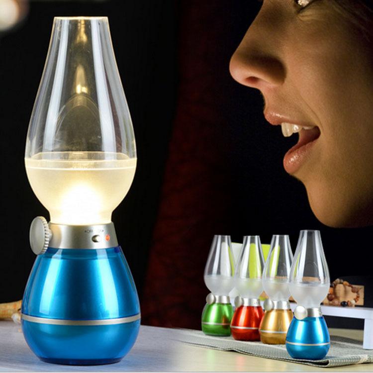 Επαναφορτιζόμενη Ρετρό Λάμπα Φωτιστικό LED RETROLAMPS OEM