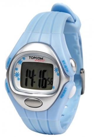 Ρολόι ψηφιακό με αισθητήρα καρδιακών παλμών TOPCOM HB Watch 2F00