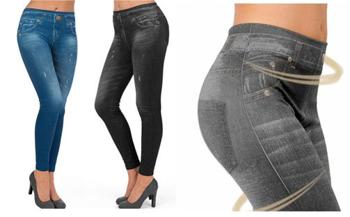 Τζιν Κολάν Slim N Lift Caresse Jeans