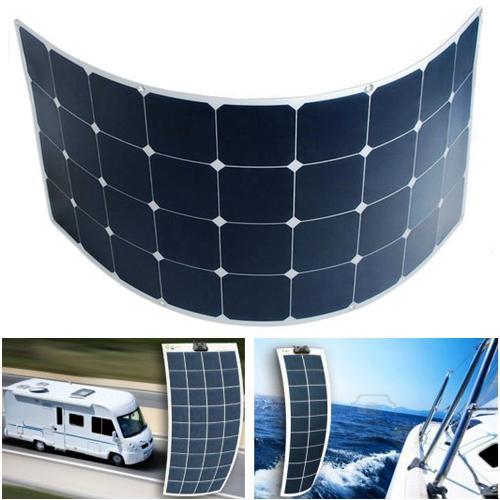 Φωτοβολταϊκο πάνελ 60W 12V εύκαμπτο  SOLAR PANEL PV-60