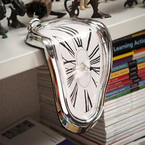 Ρολόι που Λιώνει Melting Clock OEM 28810