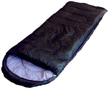 Sleeping Bag Υπνόσακος με κουκούλα 850gr-ETXK-070