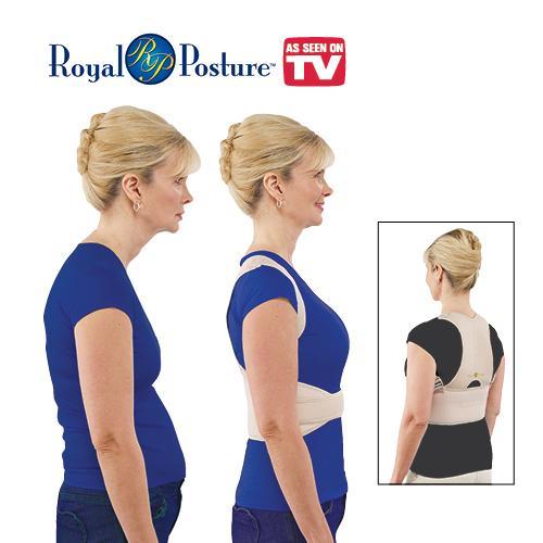 Ζώνη στήριξης πλάτης Royal Posture Support