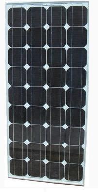 Φωτοβολταϊκό Πάνελ Μονοκρυσταλλικού πυρίτιου 100 WATT 12V με Πλαίσιο Αλουμινίου  Solar Panel 100WATT-2652 OEM