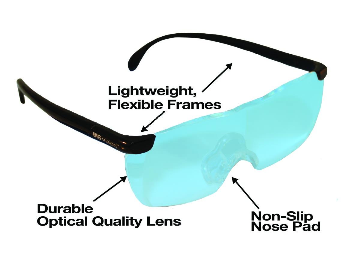 c224f745c4 Γυαλιά εργασίας με Μεγενθυτικούς Φακούς 160% Big Vision Eyewear