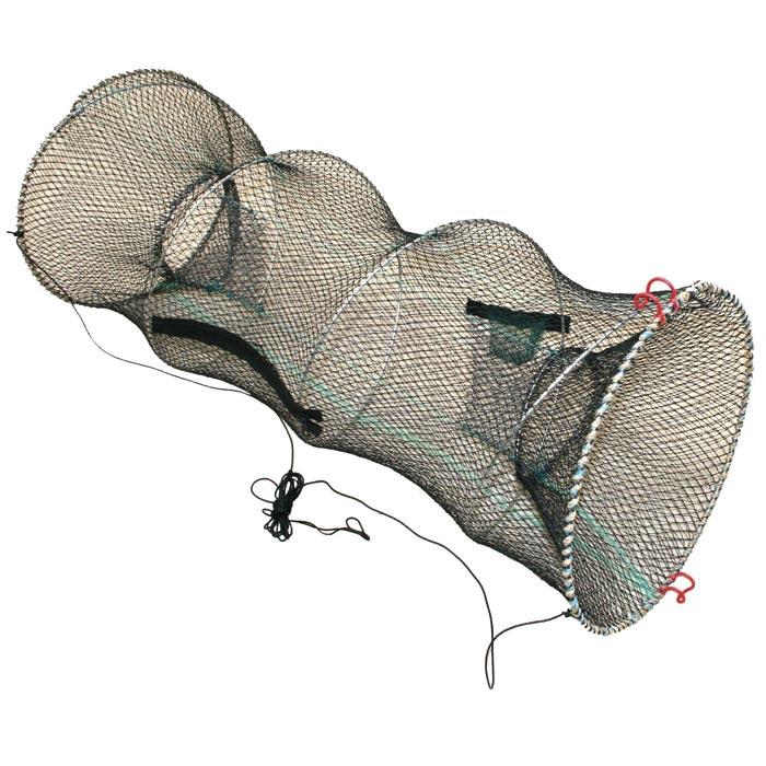Παγίδα για ψάρια - κιούρτος 40x78cm στογγυλή πτυσσόμενη OEM 4078