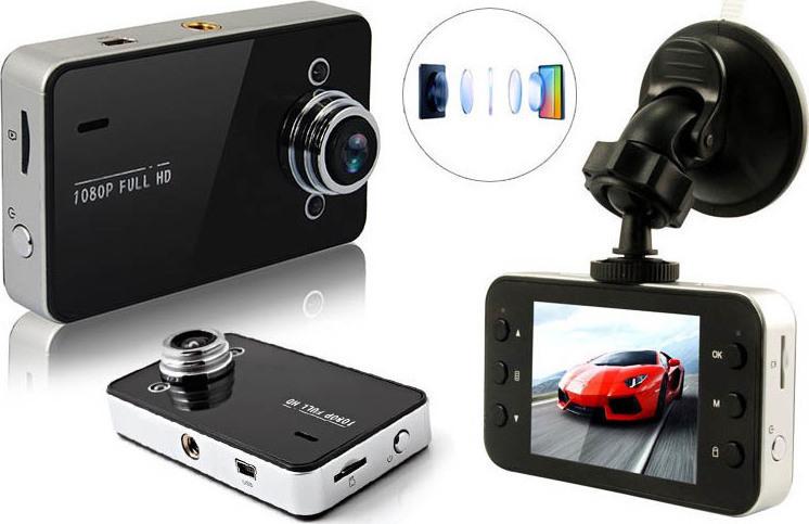 """Ψηφιακή κάμερα/DVR αυτοκινήτου FHD 1080 με LCD οθόνη 2.4"""" και αισθητήρα κίνησης Blackbox OEM 22797"""