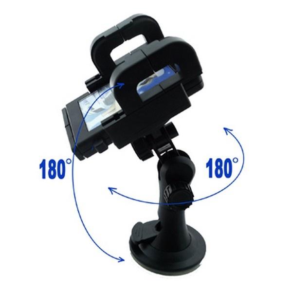 Βάση Στήριξης Αυτοκίνητου για Κινητά, PDA, Mp3, Mp4 και GPS Universal ΟΕΜ 5530