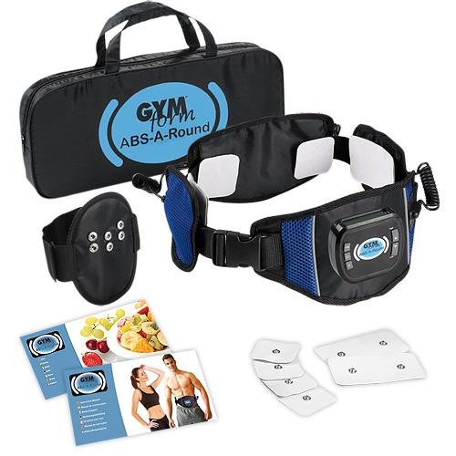Ζώνη Παθητικής Γυμναστικής 360 μοιρών Gymform Abs-A-Round