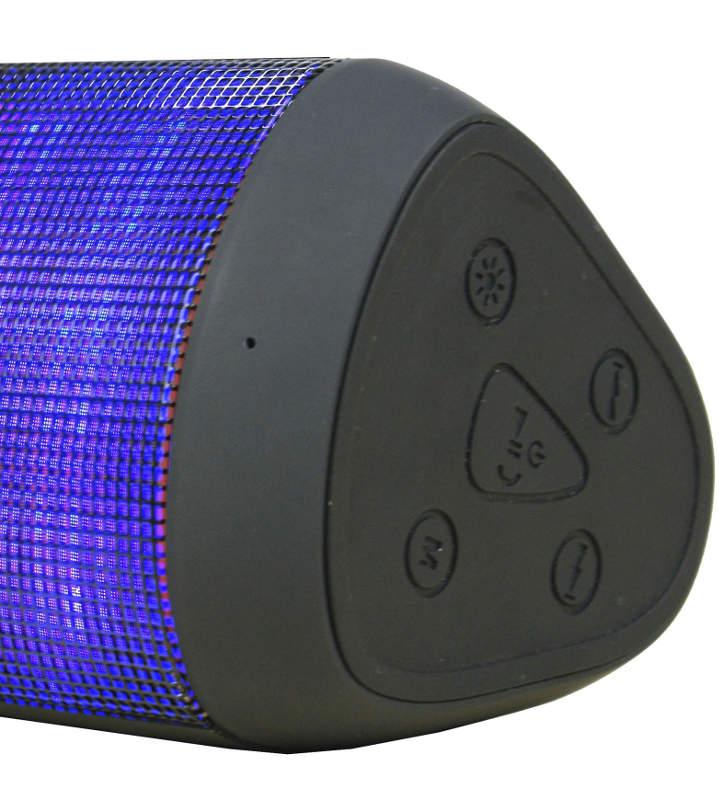 AKAI ABTS-900 ΦΟΡΗΤΟ ΗΧΕΙΟ BLUETOOTH SPEAKER ΜΕ LED ΚΑΙ NFC 6W