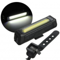 Δυνατό Φώς Ποδηλάτου USB 100 Lumens Comet A1