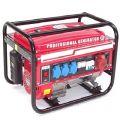 Γεννήτρια Ρεύματος Βενζίνης Τριφασική 6.5 HP με Μίζα CRAUSS BN6503