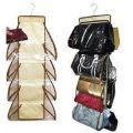ΘΗΚΗ ΓΙΑ 16 ΤΣΑΝΤΕΣ ΚΡΕΜΑΣΤΗ ΝΤΟΥΛΑΠΑΣ  Purse Store Bag