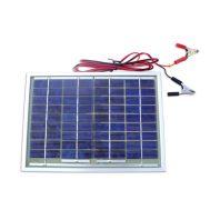 Ηλιακός Φορτιστής μπαταρίας 12V 250mΑ