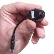 Ασύρματη Μίνι Κρυφή Κάμερα με Δέκτη 2,4Ghz 10 mw