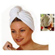 Πετσέτα μαλλιών κώνος για γρήγορο στέγνωμα HAIR WRAP