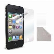 Διάφανη Προστατευτική Μεμβράνη iLuv για iPhone 4 ICC1404