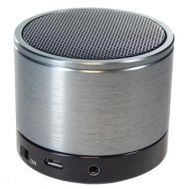 Bluetooth Portable Speaker ασημί OEM 340