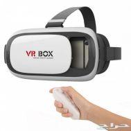 Γυαλιά 3D Εικονικής Πραγματικότητας με ασύρματο χειριστήριο Bluetooth Controller VR Box OEM 43735