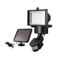 Ηλιακός Προβολέας 100 LED με Ανιχνευτή Κίνησης Solar Security Light OEM 027L