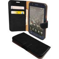 Huawei P9 Lite θήκη πορτοφόλι & stand Μαύρο