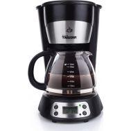 Καφετιέρα με οθόνη προγραμματισμού 0.75 Lt για 7-8 κούπες Tristar CM-1235