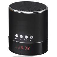 Mini Bluetooth Multimedia Speaker Player Hands Free μαύρο OEM WS-633B1