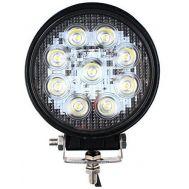 Προβολέας οχημάτων 12V 27w LED Στρογγυλός OEM 06S