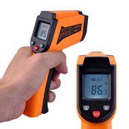 Θερμόμετρο υπερύθρων χειρός OEM Lasergrip GM400