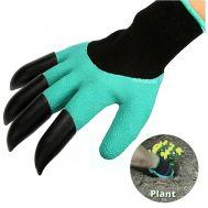 Γάντια κήπου με νύχια για σκάψιμο Garden Genie Gloves