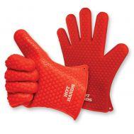 Γάντια σιλικόνης για προστασία από τις υψηλές θερμοκρασίες HOT HANDS