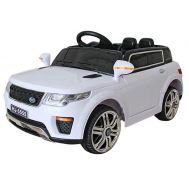 Ηλεκτροκίνητο παιδικό αυτοκίνητο Άσπρο 12v τύπου Range Rover HJ55