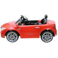 Ηλεκτροκίνητο παιδικό όχημα Κόκκινο 12v τύπου JEEP BMW HJ-8383