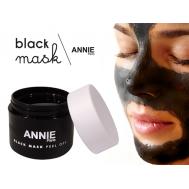 Μαύρη μάσκα καθαρισμού προσώπου 50ml ΑΝΝΙΕ PARIS