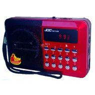 Ραδιόφωνο ψηφιακό 3W Επαναφορτιζόμενο με αναπαραγωγή mp3 από sd & usb JOC H011 - Array στο ηλεκτρονικό κατάστημα Plaza24