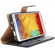 Θήκη κινητού τηλεφώνου πορτοφόλι & stand για Samsung Galaxy J3