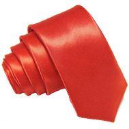 Γραβάτα μονόχρωμη κόκκινη OEM 30140