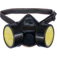 Μάσκα αναπνευστικής προστασίας με 2 φίλτρα