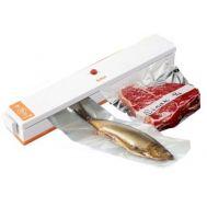 Συσκευή κενού συσκευασίας vacuum τροφίμων Αναρρόφηση: 10lt/h, Μήκος Συγκόλλησης: 30mm FRESHPACKPRO QH-01