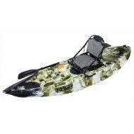 Κανό Καγιάκ Ενός Ατόμου Fishing Kayak FORCE ANDARA SOT FULL 0100-0121XARMY