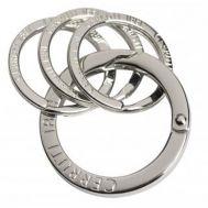 Κομψό Μπρελόκ Cerruti 1881 Key Ring Zoom Silver NAK209