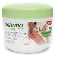 Κρέμα κατά της κυτταρίτιδας με καφεΐνη & Aloe Vera, 400 ml Babaria