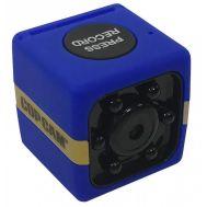 Mini κάμερα ασφαλείας 2,4cm Cop Cam