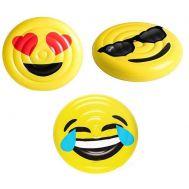 Φουσκωτό Στρώμα Θαλασσής Χαμόγελο 1,50cm OEM SMILE FACE INFLATABLE WATER FLOATING ROW