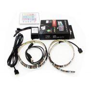 Πλήρες Κιτ Κρυφού Φωτισμού RGB Με USB για Τηλεοράσεις με Τηλεχειριστήριο OEM L17