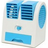 Mini Φορητός Επιτραπέζιος USB Ανεμιστήρας HEJ Mini Air Fan