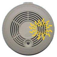 Ανιχνευτής καπνού αυτόνομος ενεργοποιείται αυτόματα σειρήνα όταν υπάρξει πυρκαγιά