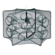 Παγίδα για ψάρια – κιούρτος  πτυσσόμενος με 12 τρύπες 75 x 40 cm