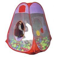 Παιδική σκηνή - πάρκο φορητή με αυτόματο άνοιγμα και κλείσιμο